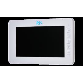 Видеодомофон RVi-VD7-21M (белый корпус)