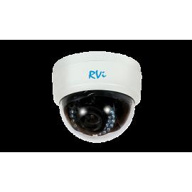 Купольная TVI камера видеонаблюдения RVi-HDC311-AT (2.8-12)